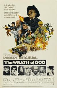 Wrath of God - 11 x 17 Movie Poster - Style B