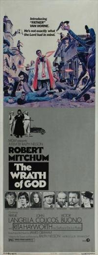 Wrath of God - 14 x 36 Movie Poster - Insert Style A