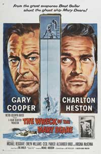 The Wreck of the Mary Deare - 11 x 17 Movie Poster - Style A