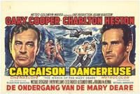 Wreck of the Mary Dreare - 11 x 17 Movie Poster - Belgian Style A