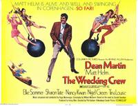 The Wrecking Crew - 11 x 14 Movie Poster - Style D