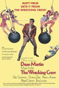 The Wrecking Crew - 27 x 40 Movie Poster - Style A