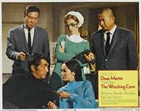 The Wrecking Crew - 11 x 14 Movie Poster - Style N