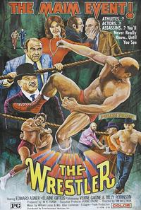 The Wrestler - 27 x 40 Movie Poster - Style A