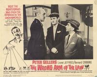 The Wrong Arm of the Law - 11 x 14 Movie Poster - Style C