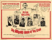 The Wrong Arm of the Law - 11 x 14 Movie Poster - Style A
