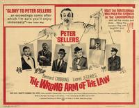 The Wrong Arm of the Law - 22 x 28 Movie Poster - Half Sheet Style A