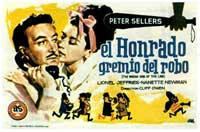 The Wrong Arm of the Law - 11 x 17 Movie Poster - Spanish Style A