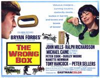 The Wrong Box - 11 x 14 Movie Poster - Style A