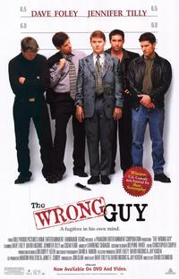 The Wrong Guy - 11 x 17 Movie Poster - Style A