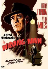 The Wrong Man - 11 x 17 Movie Poster - Style F