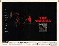 The Yakuza - 22 x 28 Movie Poster - Half Sheet Style A
