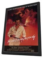 The Year of Living Dangerously - 11 x 17 Movie Poster - Style A - in Deluxe Wood Frame