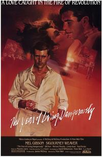 The Year of Living Dangerously - 11 x 17 Movie Poster - Style A