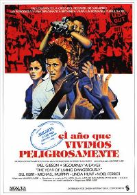 The Year of Living Dangerously - 11 x 17 Movie Poster - Spanish Style A