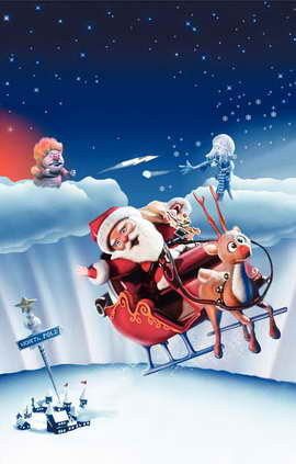 The Year Without a Santa Claus - 27 x 40 Movie Poster - Style A