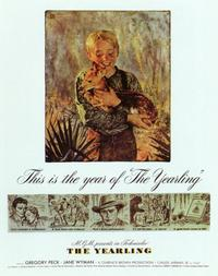 The Yearling - 11 x 14 Movie Poster - Style A