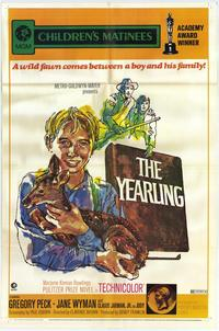 The Yearling - 11 x 17 Movie Poster - Style A