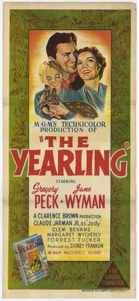 The Yearling - 27 x 40 Movie Poster - Australian Style A