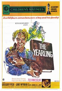 The Yearling - 27 x 40 Movie Poster - Style A