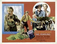 The Yearling - 11 x 14 Movie Poster - Style B