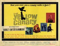 Yellow Canary - 22 x 28 Movie Poster - Half Sheet Style A