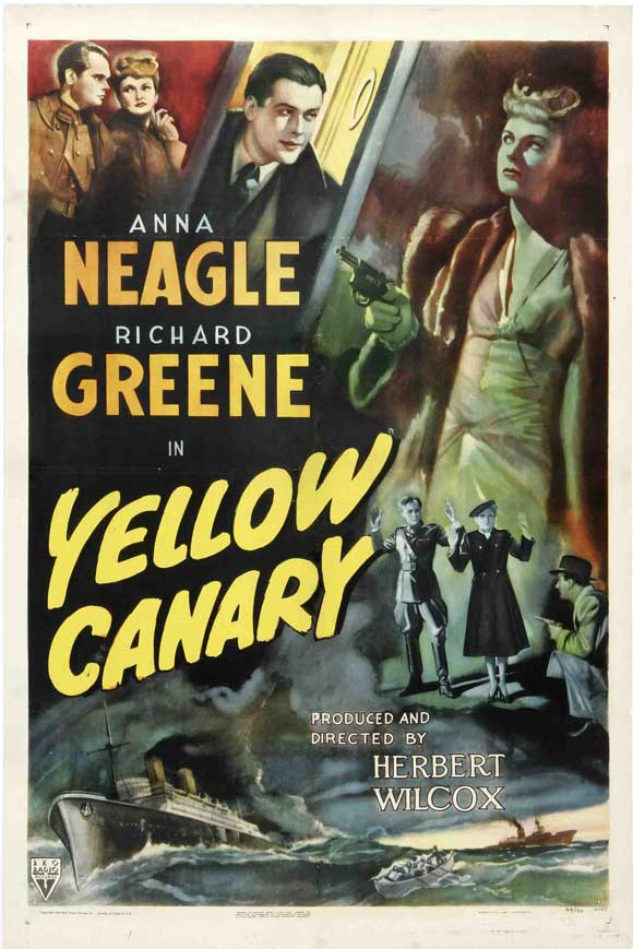 yellow canary movie posters from movie poster shop