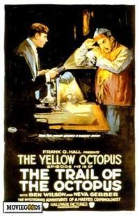 The Yellow Octopus - 27 x 40 Movie Poster - Style A