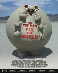 The Yes Men Fix the World - 11 x 17 Movie Poster - Style A