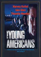 The Young Americans - 11 x 17 Movie Poster - Style B