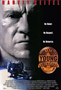 The Young Americans - 11 x 17 Movie Poster - Style A