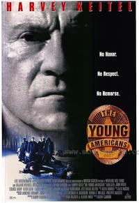 The Young Americans - 27 x 40 Movie Poster - Style A