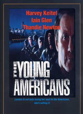 The Young Americans - 27 x 40 Movie Poster - Style B