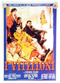 The Young and the Passionate - 11 x 17 Movie Poster - Italian Style A