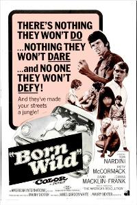 The Young Animals - 11 x 17 Movie Poster - Style A