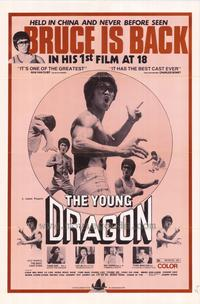 The Young Dragon - 11 x 17 Movie Poster - Style A