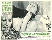 The Young, the Evil and the Savage - 11 x 14 Movie Poster - Style D