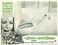 The Young, the Evil and the Savage - 11 x 14 Movie Poster - Style C