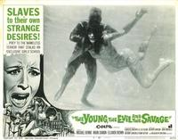 The Young, the Evil and the Savage - 11 x 14 Movie Poster - Style H
