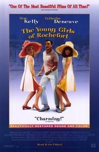 The Young Girls of Rochefort - 11 x 17 Movie Poster - Style A