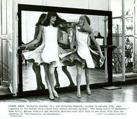 The Young Girls of Rochefort - 8 x 10 B&W Photo #1
