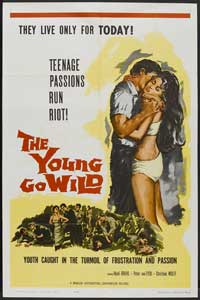 The Young Go Wild - 27 x 40 Movie Poster - Style A