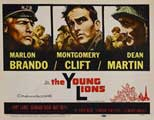The Young Lions - 11 x 14 Movie Poster - Style A