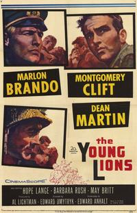 The Young Lions - 11 x 17 Movie Poster - Style A