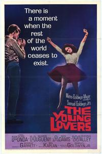 The Young Lovers - 11 x 17 Movie Poster - Style A