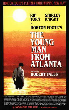 The Young Man From Atlanta (Broadway) - 11 x 17 Poster - Style A