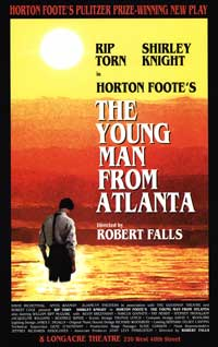 The Young Man From Atlanta (Broadway) - 27 x 40 Poster - Style A