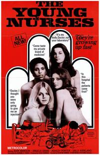 The Young Nurses - 11 x 17 Movie Poster - Style A