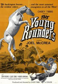The Young Rounders - 11 x 17 Movie Poster - Style A