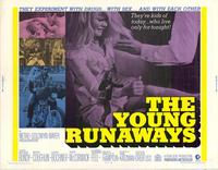 The Young Runaways - 11 x 14 Movie Poster - Style A